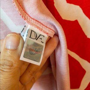 Diane Von Furstenberg Dresses - Diane von Furstenberg Dk Orange 100% Silk Wrap